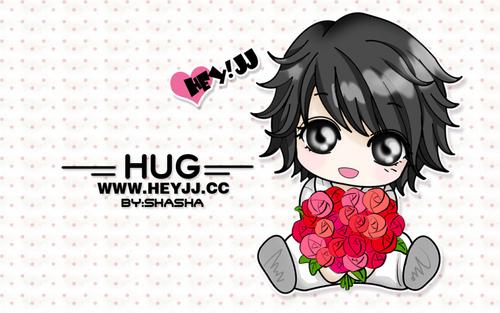 こんにちは JJ!! ~Hug~