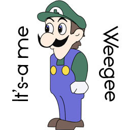 ITS THE WEEGEE!!!!