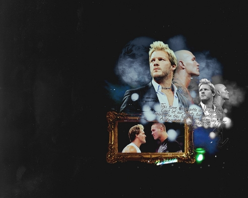 WWE wallpaper entitled Jericho & Orton