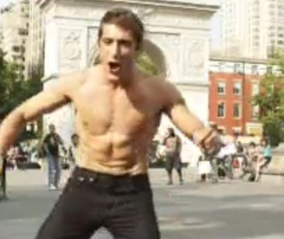 Jonathan Togo wallpaper called Jon shirtless 1