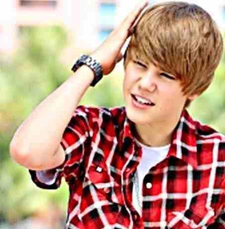 Justin Bieber!<3 :p