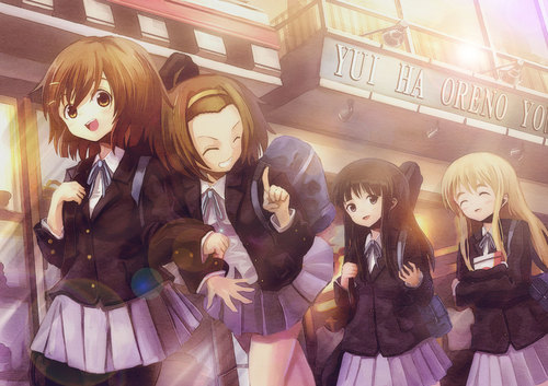 K-On! After School