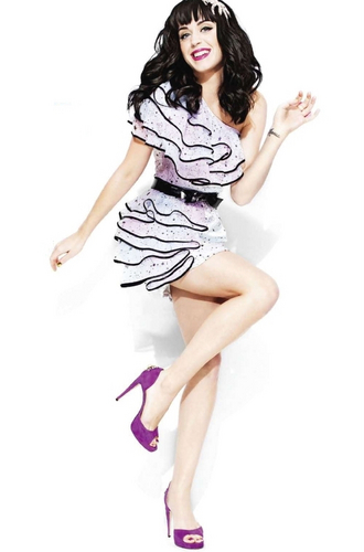 Katy Perry Seventeen Magazine ( New Outtakes )