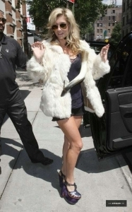 Ke$sha In New York City