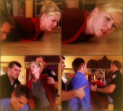 Kelly got arrest bởi kill her rapist in Season 10