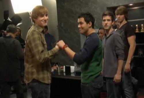 Kendall and Carlos