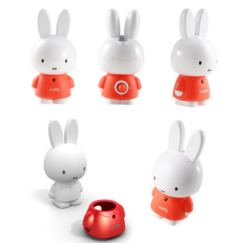 Latte Miffy MP3 Player detail view