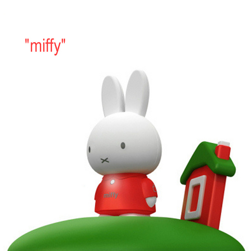 Latte Miffy MP3 Player is now available in US