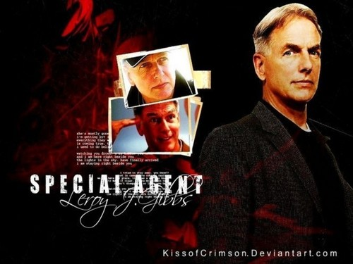 Leroy.J Gibbs - ncis Wallpaper