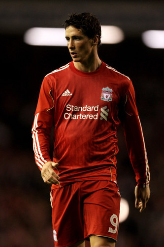 Fernando Torres wallpaper entitled Liverpool vs Trabzonspor