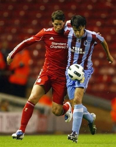 Liverpool vsTrabzonspor