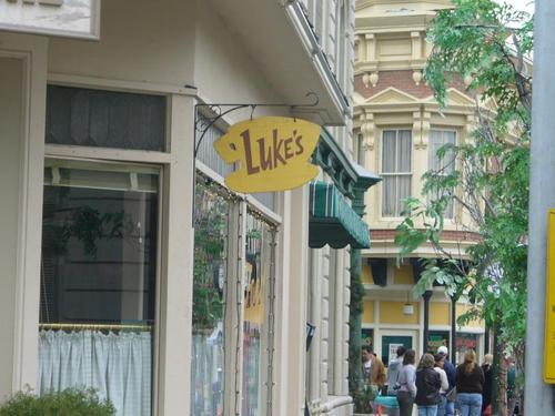 Luke's commensale, diner
