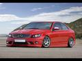 MERCEDES - BENZ C63 TUNING - mercedes-benz wallpaper