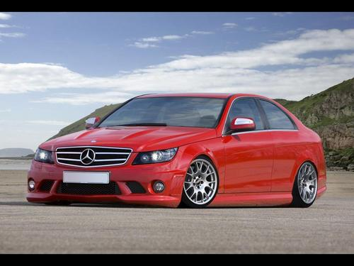 MERCEDES - BENZ C63 TUNING