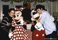 MJ & Lisa @ Disneyland - michael-jackson photo