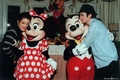 MJ & Lisa @ Disneyland - michael-jackson photo