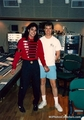 MJ Recording Studios - michael-jackson photo