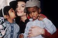 MJ and Kids. - michael-jackson photo