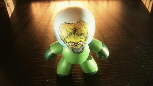 Mars Attacks mighty mugg