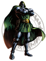 Md doom von fatalis - marvel-comics photo