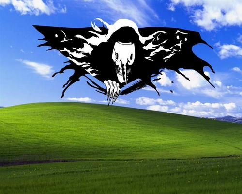 Bleach Anime wallpaper called Menos Grande Invades Windows