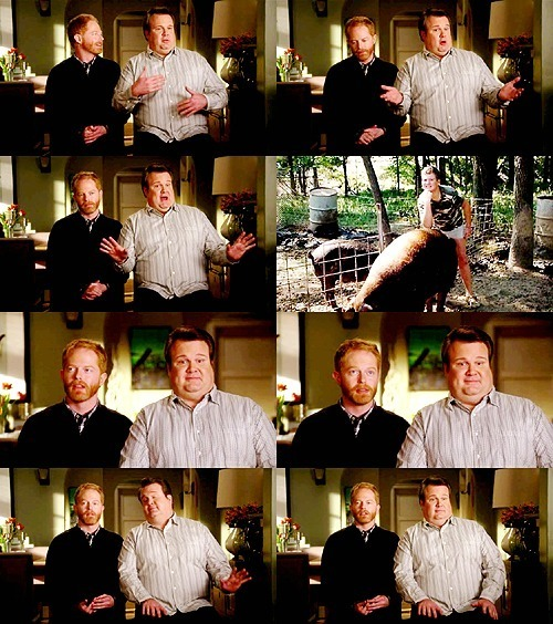 picspam template - pics for modern family cam and mitchell quotes