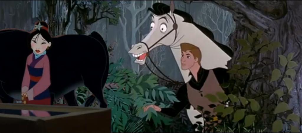 Mulan and prince philip