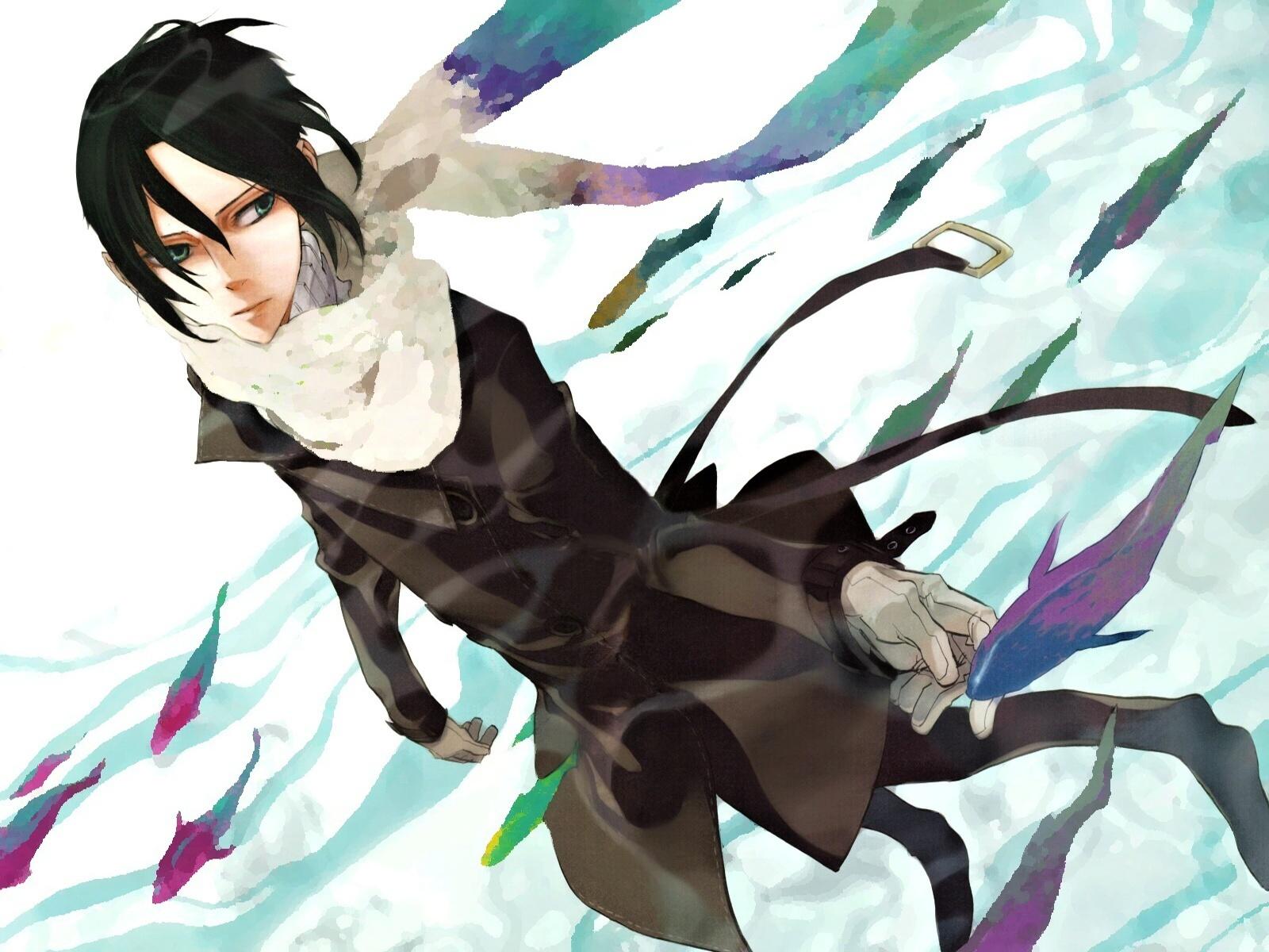 Nabari no Ou images Yoite HD wallpaper and background ... Nabari No Ou Raikou Wallpaper