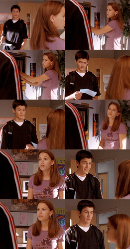 Naley l'amour