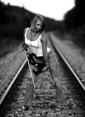 Olga Kivaeva (New Violinist)