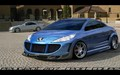 PEUGEOT 207 SPORT COUPE TUNING