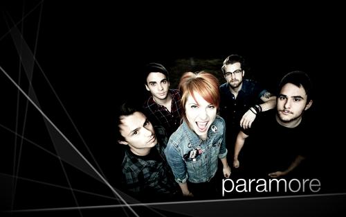 Paramore wolpeyper