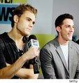 Paul & Michael<3