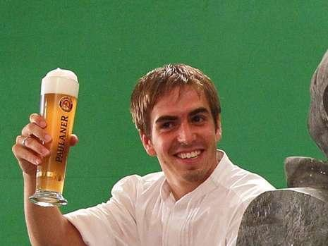 Phillip Lahm for Paulaner