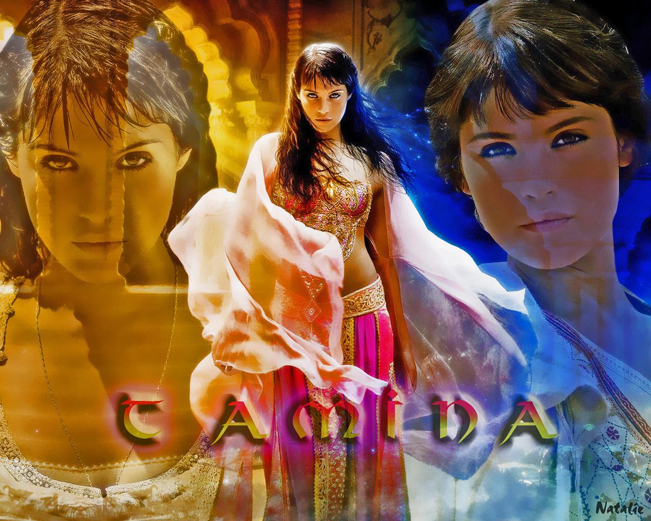 Princess Tamina - Prince of Persia: The Sands of Time ...