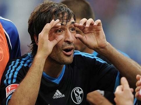 Raúl Schalke 04