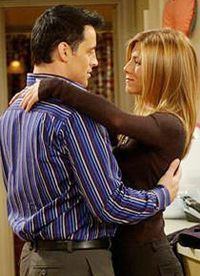 TV-Paare Hintergrund called Rachel and Joey [Friends]