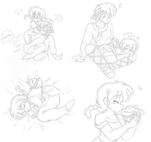 Ranma 1/2: Ranma and Ryoga
