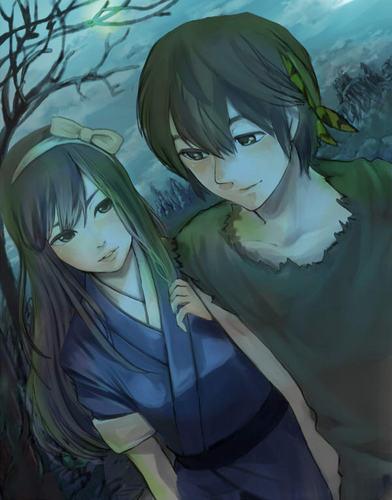 Ranma 1/2: Ryoga and Ukyo