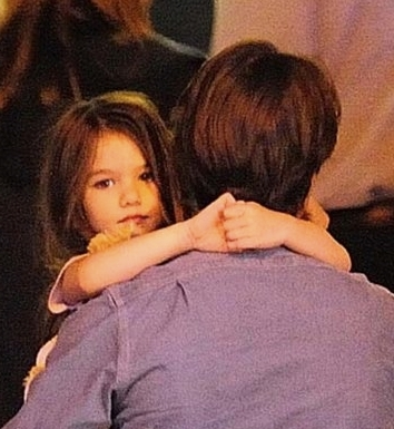 Renesmee cuddling Jacob