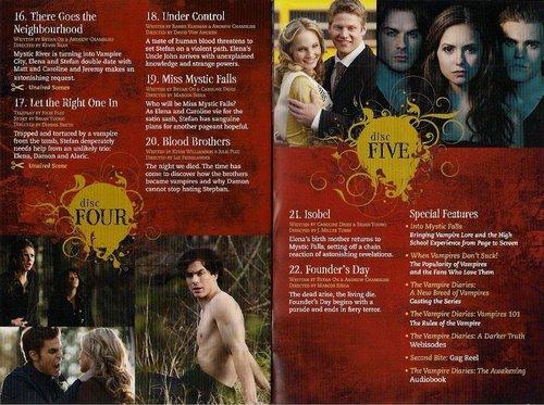 Season 1 DVD photos!