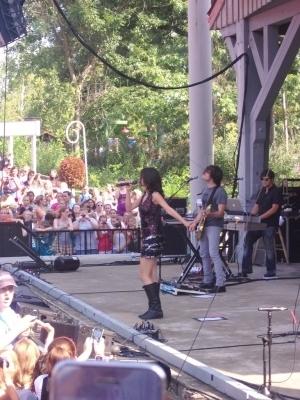 Selena konser Eureka,MO
