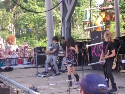 Selena buổi hòa nhạc Eureka,MO