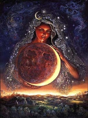 ग्रीक पौराणिक कथाओं वॉलपेपर called Selene