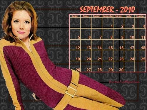 September 2010 Emma (calendar)