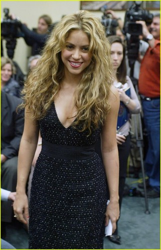 Shakira's Campaign for Education