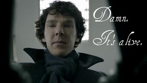 Sherlockissocool