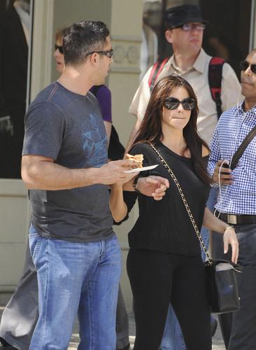 Sofia Vergara Walks with Her Boyfriend in SoHo