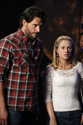 Sookie and Alcide wolpeyper called Sookie & Alcide