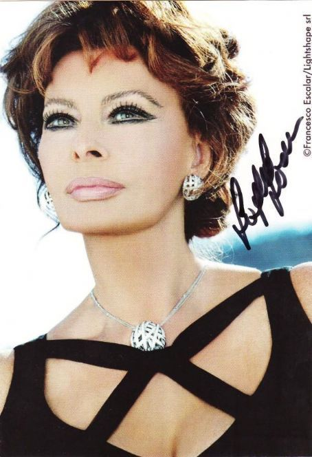 Sophia Loren Sophia Loren Photo 14908615 Fanpop